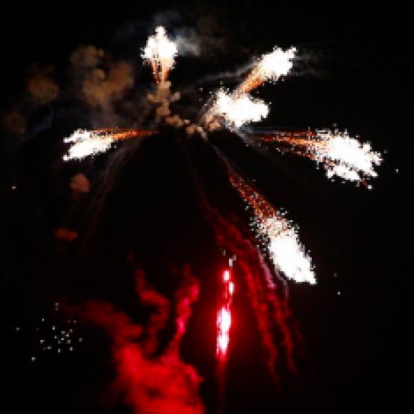 Artificii baterie tropic BI36S6-552