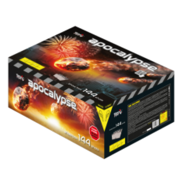 Artificii baterie tropic TB405 Apocalypse