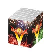 Artificii baterie tropic tb154 magma