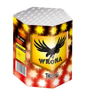 Artificii baterie tropic tb33 wrona (crow)