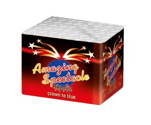Artificii baterie tropic tb46 amazing spectacle