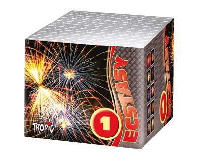 Artificii baterie tropic tb65 ecstasy