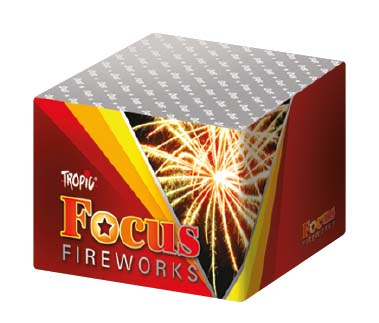 Artificii baterie tropic tb80 focus