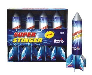 Racheta tropic tr4 whistling super stinger