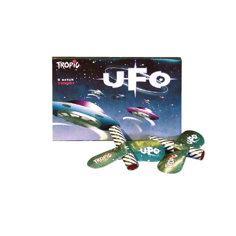Fluturas Ufo 9901 5pc(200)