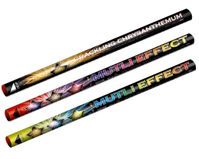 Truba 8s 29mm TRC6 /Roman Candles(20)