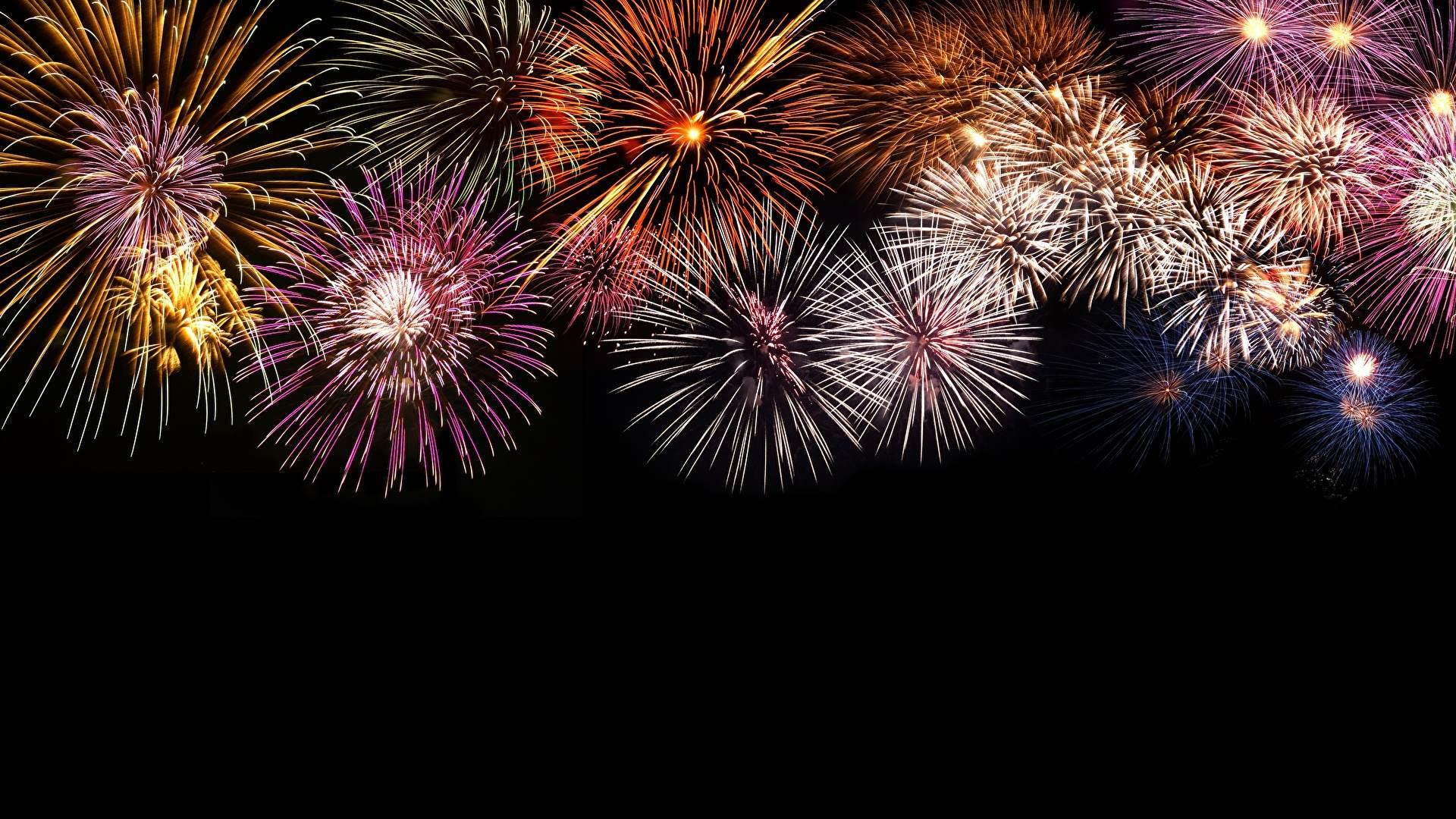 Focuri de artificii in Moldova